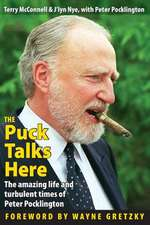 The Puck Talks Here