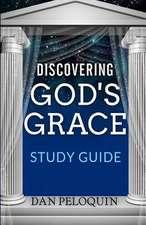 Discovering God's Grace
