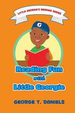 Reading Fun with Little Georgie