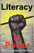 Literacy Is Power