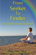 From Seeker to Finder