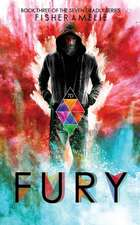 Fury, the Seven Deadly Series Standalone 3