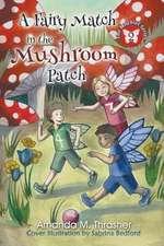 A Fairy Match in the Mushroom Patch