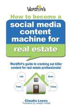 How to Become a Social Media Content Machine for Real Estate