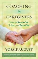 Coaching for Caregivers