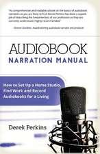 Audiobook Narration Manual