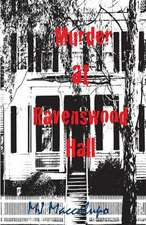 Murder at Ravenswood Hall