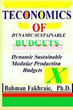 Teconomics of Dynamic Sustainable Budgets