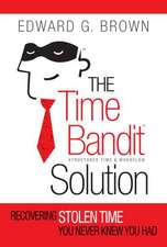Time Bandit Solution: Recovering Stolen Time You Never Knew You Had