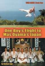 One Boy's Flight to Mas Oyama's Japan