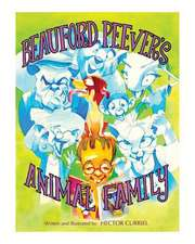 Beauford Peever's Animal Family