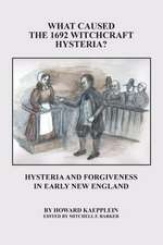 What Caused the 1692 Witchcraft Hysteria