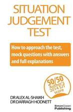 Situation Judgement Test