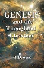Genesis and the Thoughtful Christian
