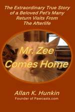 Mr. Zee Comes Home
