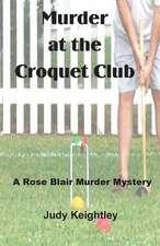 Murder at the Croquet Club