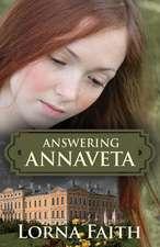 Answering Annaveta