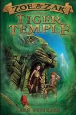 Zoe & Zak and the Tiger Temple
