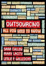 Outsourcing- All You Need to Know