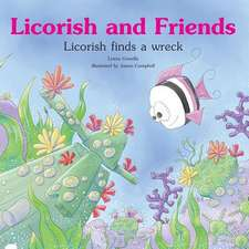 Licorish Finds a Wreck