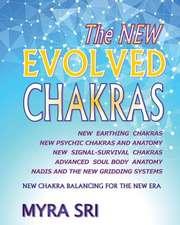 The NEW EVOLVED CHAKRAS - NEW CHAKRA BALANCING FOR THE NEW ERA