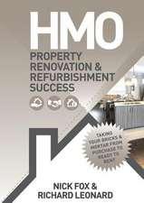 HMO Property Renovation and Refurbishment Success