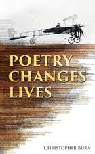 Poetry Changes Lives