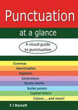 Punctuation at a Glance
