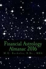 Financial Astrology Almanac 2016