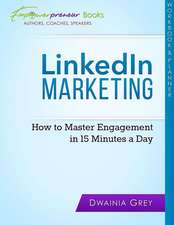 Linkedin Marketing Workbook and Planner