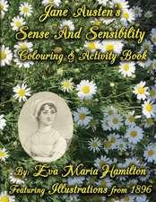 Jane Austen's Sense And Sensibility Colouring & Activity Book