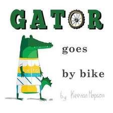 Gator Goes by Bike