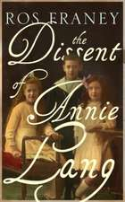 Dissent of Annie Lang