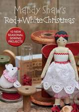 Mandy Shaw's Red & White Christmas