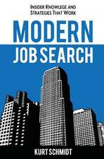 Modern Job Search