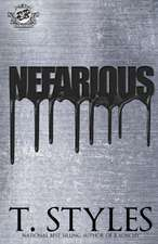 Nefarious (the Cartel Publications Presents)