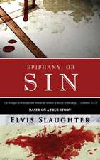 Epiphany or Sin