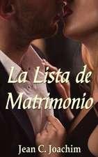 La Lista de Matrimonio