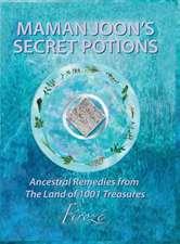 Mamanjoon's Secret Potions