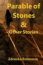 Parable of Stones & Other Stories