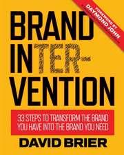 Brand Intervention