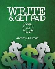 Write & Get Paid