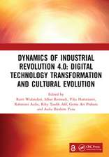 Dynamics of Industrial Revolution 4.0: Digital Technology Transformation and Cultural Evolution