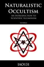 Naturalistic Occultism