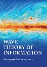 Wave Theory of Information