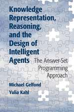 Knowledge Representation, Reasoning, and the Design of Intelligent Agents: The Answer-Set Programming Approach