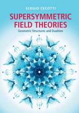 Supersymmetric Field Theories: Geometric Structures and Dualities