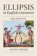 Ellipsis in English Literature  : Signs of Omission