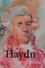 The Cambridge Haydn Encyclopedia