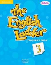 The English Ladder Level 3 Teacher's Book
